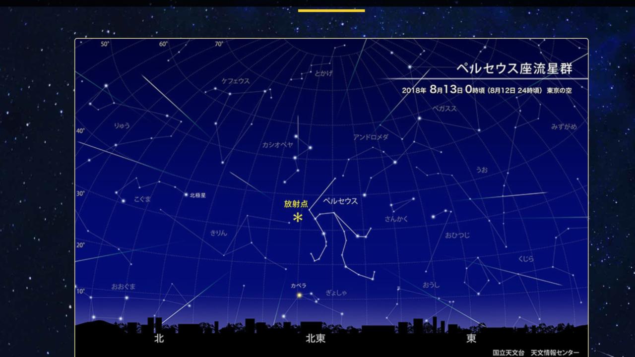 こと 座 流星 群 方角 ふたご座流星群の活動がピーク。時間や方角は?「かなり良い条件」で...